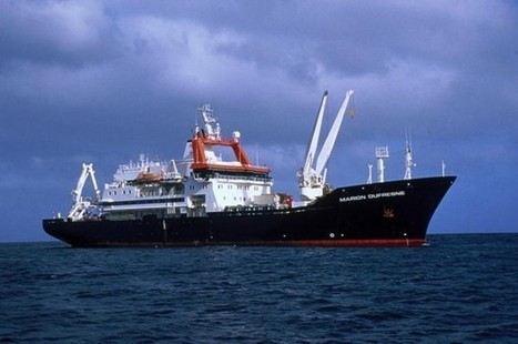 Améliorer la communication radio maritime - Techno-science.net | Networking the world - Espace et réseaux | Scoop.it