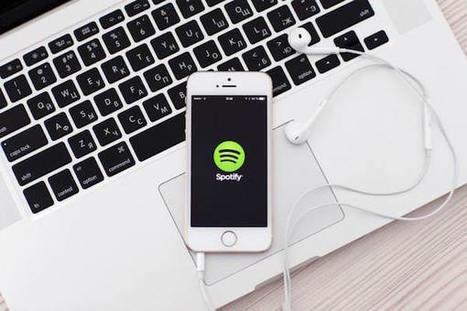 Droits d'auteur : Spotify reçoit une plainte d'un musicien qui réclame 150 millions d'euros | Art et Culture, musique, cinéma, littérature, mode, sport, danse | Scoop.it