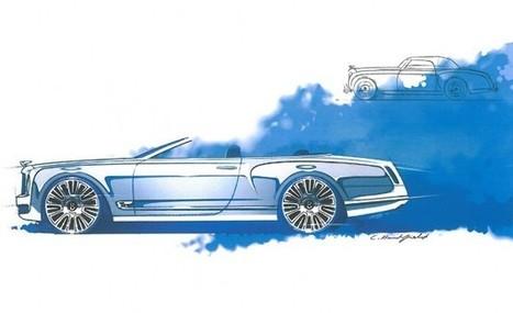 Bentley Mulsanne Convertible Won't Enter Production – News – Car ... | Luxury Cars | Scoop.it