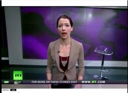 RT Host Abby Martin Condemns Russian Incursion Into Crimea – On RT - The Intercept | Saif al Islam | Scoop.it