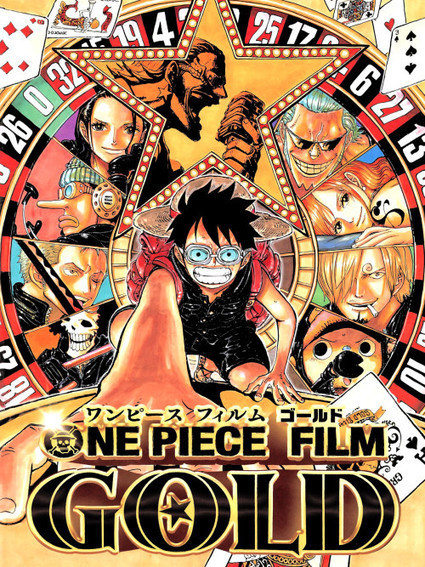 Nuevos Detalles Del Reparto De One Piece Gold | Noticias Anime [es] | Scoop.it