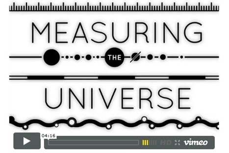 How We Measure the Universe, An Animated Film | STEM Education models and innovations with Gaming | Scoop.it