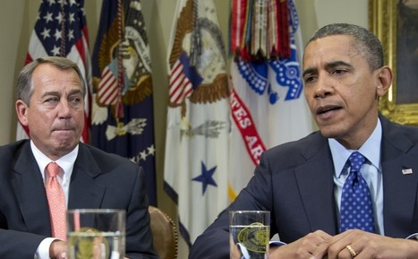Republicans losing blame game on fiscal cliff | Politicality | Scoop.it