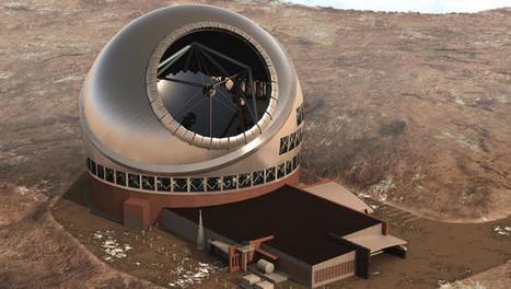 Decision made on future of telescopes at Hawaiian mountain - CBS News | Hawaii's News @ Twitter Speed! | Scoop.it
