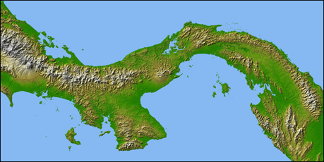 Panama: How this Isthmus Changed the World | Geography of North America | Scoop.it