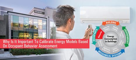 Understanding Occupant Behavior for Building Energy Modeling | Energy Modeling Analysis | Scoop.it