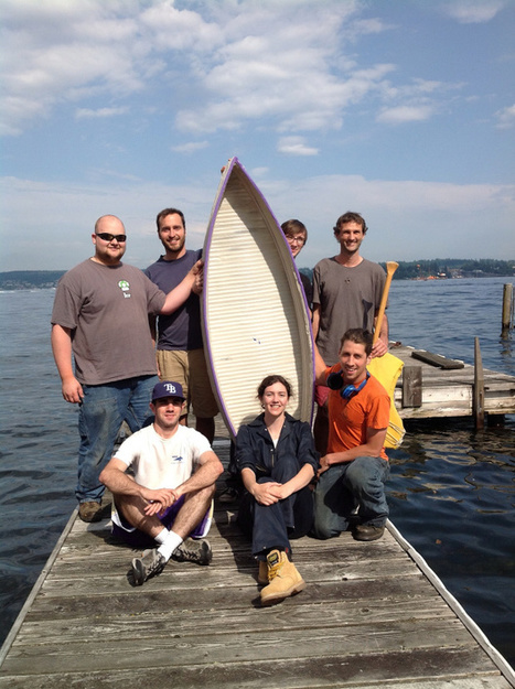 3D Printing a Functional Boat with Post-Consumer Milk Jugs | #Innovation | Scoop.it