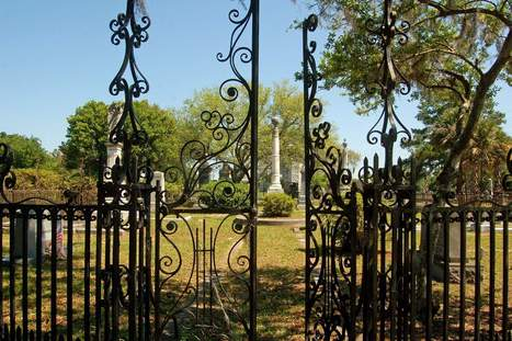 Saving the Werner Ironwork Enclosure - Charleston Post Courier (subscription) | Wrought Iron Gates | Scoop.it