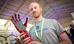 The innovators: the customised robotic hand you can print out at home | Creativity & Innovation  for success | Scoop.it