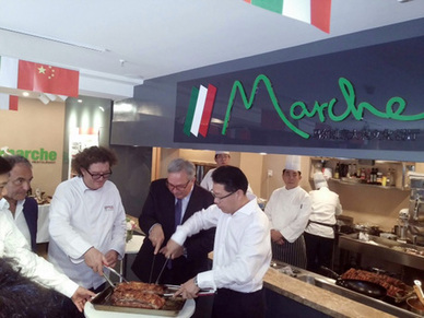 """Agroalimentare, 'Marche' sfonda in Cina - Marche 