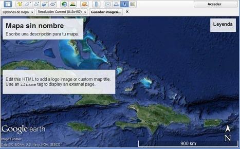 Google Earth Pro: un visor de capas gratuito, ¿también un GIS? - MappingGIS | innovación docente | Scoop.it