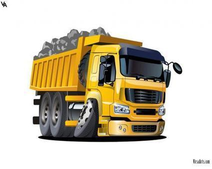Yellow Carrier Truck | High Resolution Wallpapers | Scoop.it