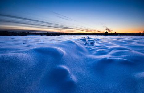 Winter Landscapes | Landscape Creative Inspiration | Scoop.it