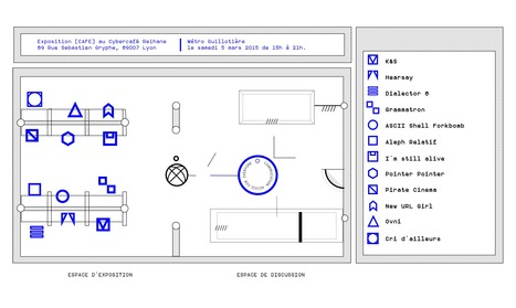 [C.A.F.E.] Communication Access For Everyone // online exhibition - communication-access-for-everyone.org | Digital #MediaArt(s) Numérique(s) | Scoop.it