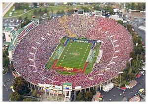 The Rose Bowl Seating Plan | Football Stadium Guides | Scoop.it