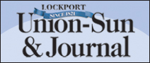 Kenan pieces arrive Monday - Lockport Union-Sun & Journal | Metal Art | Scoop.it