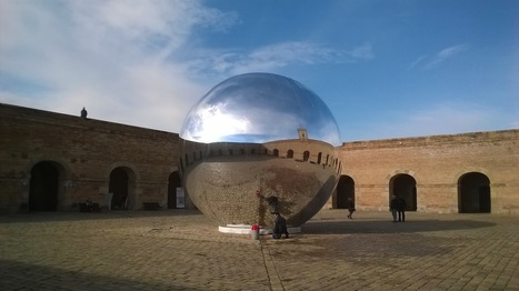 Quim Tarrida: Spherical memory | Art Installations, Sculpture, Contemporary Art | Scoop.it