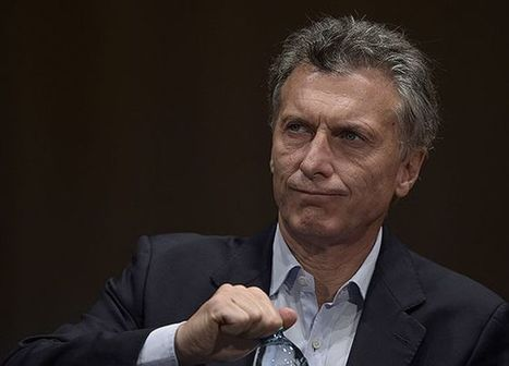 Macri recortó presupuesto de universidades argentinas | Política para Dummies | Scoop.it