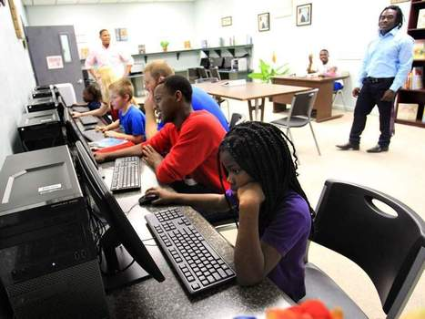 Program looks to bridge city's digital divide - Gainesville Sun | Research Capacity-Building in Africa | Scoop.it