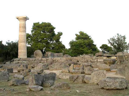 UNESCO's World Heritage List Includes 17 Greek Monuments   Ancient Greek and Roman History   Scoop.it