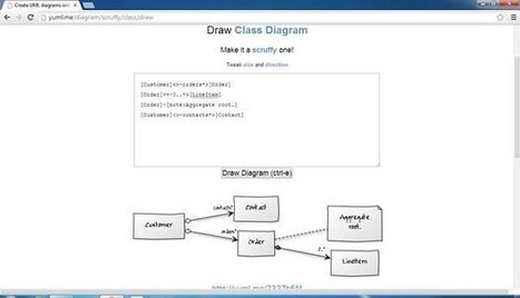 Five free web-based tools that make diagramming a snap | Edtech PK-12 | Scoop.it