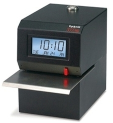 Pyramid Technologies 3000HD Time Recorder | Time & Attendence System | Scoop.it