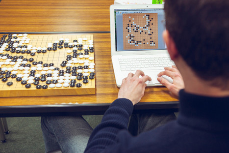Google and Facebook Race to Solve the Ancient Game of Go With AI | Knowmads, Infocology of the future | Scoop.it