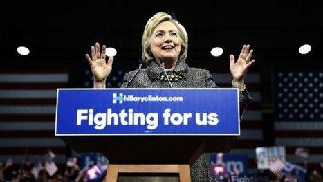 Super Tuesday, Trump vince in cinque stati. Clinton verso la nomination   di tutto, di più...   Scoop.it