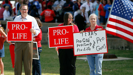 Abortion law that forced 16 Texas clinics to be shut down upheld ... | abortion | Scoop.it