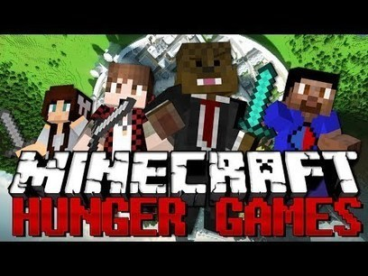 SAVE ME Minecraft Hunger Games w/ BajanCanadian, AshleyMariee and Vikkstar! #89 | electonics | Scoop.it