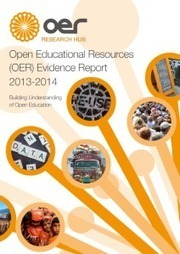 OER Research Hub Report on evidence from Open Educational Resources from 2013-2014 | The 21st Century | Scoop.it
