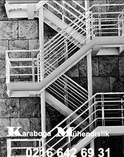 Yangın Merdiveni, Yangın Merdiveni Fiyatı, Yangın Merdiveni Modelleri | Çeşitli Siteler | Scoop.it