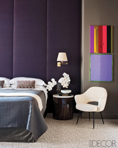 How To Decorate A Large, Blank Wall | Designing Interiors | Scoop.it