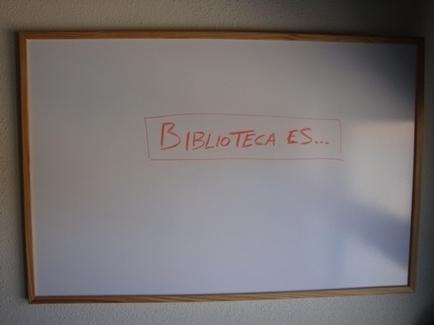 Biblioteca es… cuando la biblioteca puede ser todo #bibliotecaes | JuliánMarquina... | Bibliotecas Escolares. Curating and spreading Portuguese School Libraries action | Scoop.it