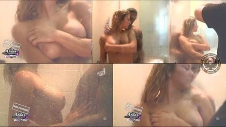Photos de Stéphanie Clerbois nue sous la douche dans le clip de Mathieu Edward | oulacaro | Scoop.it