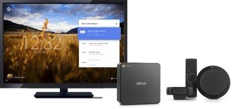 Chromebox: Google stellt Video-Conferencing vor - | Bildungstechnologien | Scoop.it