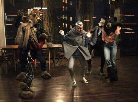 Ellen DeGeneres Reveals Beats Music Super Bowl Commercial - Hollywood Reporter | Pop Culture | Scoop.it