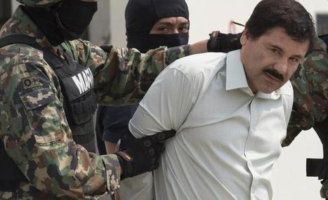 'El Chapo' Guzmán Charged In Mexican Court With Drug Trafficking, Organized ... - Latin Times | Current Events | Scoop.it