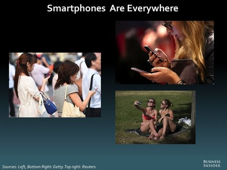 THE FUTURE OF MOBILE [SLIDE DECK] | Screen flashes. | Scoop.it