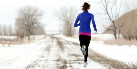 Ways To Stay Safe While Running Outside In Winters | SafetyKart | Scoop.it