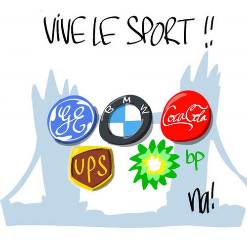 L'humour (noir) du jour :() - Vive le sport ! - Spécial J.O. et actu