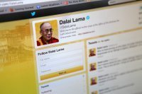 Dalai Lama, Twitter Rock Star - Daily Beast | Dalai Nana | Scoop.it