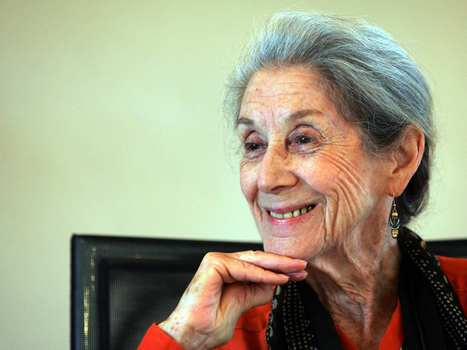 In Writing, Nadine Gordimer Explored Why We're All Here | Metaglossia: The Translation World | Scoop.it