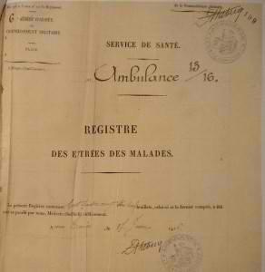 Retrouver un soldat blessé de la 1ère guerre mondiale grâce aux archives de la SAMHA | Généalogie facile | Nos Racines | Scoop.it