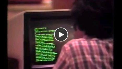 A quoi ressemblait internet en 1981 ? Voici la réponse | Actualités et tendances du web | Scoop.it
