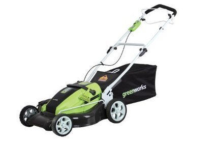$21.38 Discount on GreenWorks 25272 36-volt Self Propelled Cordless Mower, 19-Inch   Lawn Mowers Discount   Scoop.it