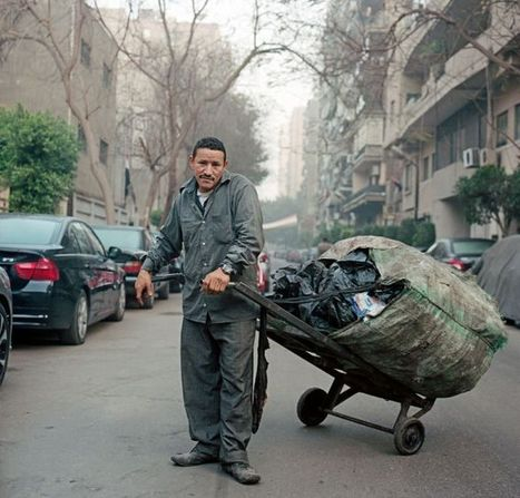 Tales of the Trash; a neighbourhood garbage man explains modern Egypt | Nubia; daily life and cultural heritage | Scoop.it