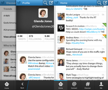 BlackBerry10 Twitter App to easily upload Photos & New Features | All Mobile App Development Mart | Scoop.it