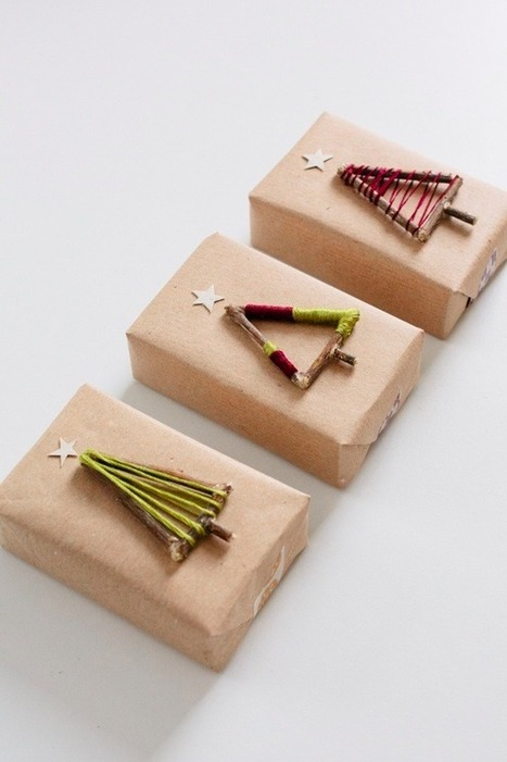 Top 5 Pins: Holiday Packaging Ideas - Business 2 Community | Better know and better use Social Media today (facebook, twitter...) | Scoop.it