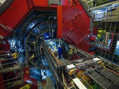Video filtrado del CERN apunta al descubrimiento del bosón de Higgs | Hey baby que pasó | Scoop.it